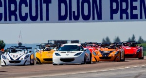 Lotus Cup Europe at Dijon
