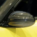 Evora GTE at Frankfurt 2011 - Detail, wingmirrow