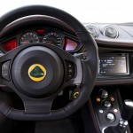 Evora S - MY12 Dashboard