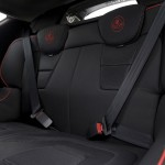 Evora S - MY12 Premium Sport Rear Seats