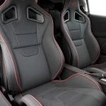 Evora S - MY12 Front seats
