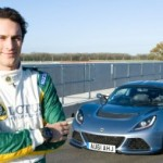 Bruno Senna Exige S Shakedown Video