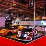 A sneak peak at Autosport International