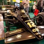 Autosport International - Lotus 97T Front