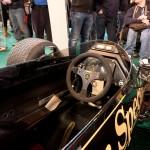 Autosport International - Lotus 97T Cockpit