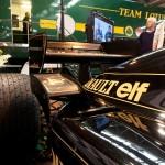 Autosport International - Lotus 97T Winglet
