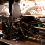 Autosport International - Lotus 97T Rear Suspension