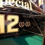 Autosport International - Lotus 97T Victory Stickers
