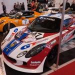 Autosport International - Lotus Cup cars