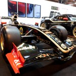 Autosport International - Lotus Renault GP R31