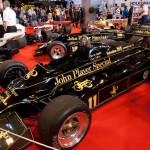 Autosport International - Lotus Type 87 and Type 91