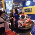 Autosport International - WD40 Stand