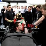 Lotus F1 Fired Up for 2012