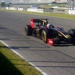 Busy times for the Lotus F1 Team