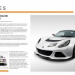 MY12 Exige S Brochure Available Online