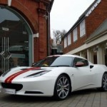 Freddie Mercury Evora up for sale
