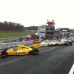 LoTRDC and Lotus Type 101 Thrill at Brands Hatch MSVR Media Day