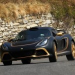 Lotus Cars – Rallying – St Remo Test