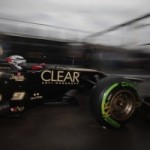 Lotus F1 Team – Australian GP 2012 – Friday Practice