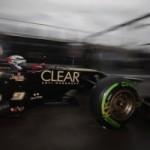 Lotus F1 Team – Australian GP 2012 – Friday Practice