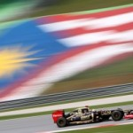 Lotus F1 Team – Malaysian GP 2012 – Saturday Qualifying