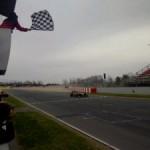 Lotus F1 Finish Pre-season Testing Quickest