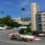Lotus F1 Team – Monaco GP – Thursday Practice