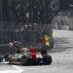 Lotus F1 Team – Monaco GP – Sunday Race