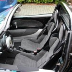 S1 Seats Retrimmed in a Club Racer Style