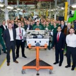 Production of the new Exige S begins at Hethel