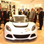 Lotus Cars – Lotus Cars unveils new sports car at opening of flagship store
