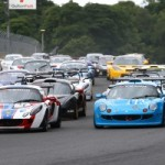 LoTRDC – Oulton Park – Praise for Deacon as Bentley is made in Cheshire