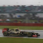 Lotus F1 Team – British GP – Friday Practice