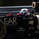 Lotus F1 Team – Hungarian GP – Saturday Qualifying