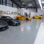 Lotus offers a sneak peak at the Exige S production line