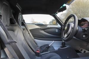 Lotus Exige S - Interior