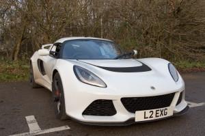 Lotus Exige S V6 Test Drive
