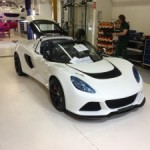Lotus apologise for Exige S delays, dealers cars shown off on the production line