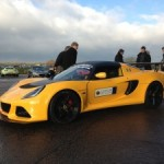 SELOC member tests latest Exige V6 developments from Lotus Racing