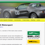 SELOC Motorsport site launched