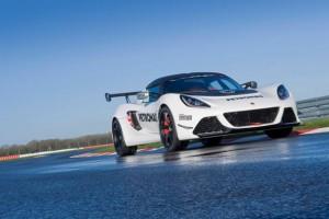 Autosport International 2013 - Exige V6 CupR