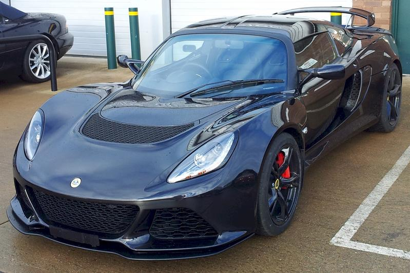Early Exige S customer cars begin to arrive