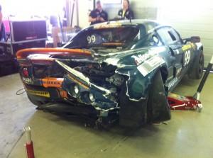 LoTRDC Sport 160 Crashed