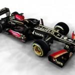 Lotus F1 Team unveil 2013 E21