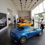 Lotus Cars – Lotus opens flagship showroom and launches Exige S and Elise S in Malaysia