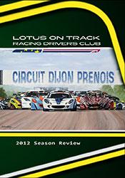 Lotus on Track 2012 DVD