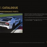 Lotus Racing Brochure - Exige S Performance Parts