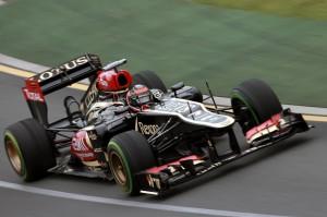 Lotus F1 Team - Australian GP
