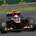 Lotus F1 Team – Australian GP – Friday Practice