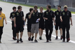2013 Malaysian Grand Prix - Thursday